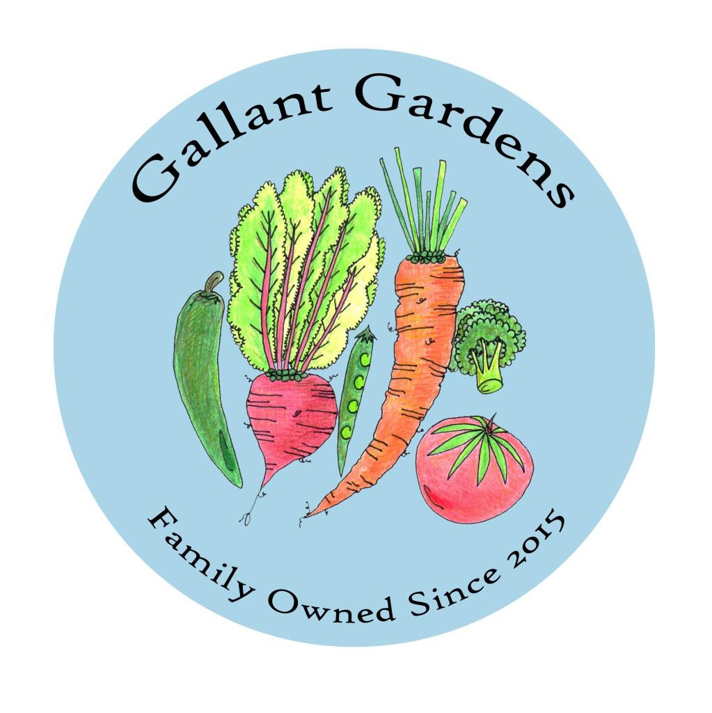 Gallant Gardens Logo