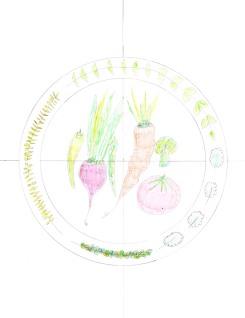 gallant gardens rough draft logo
