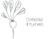 little roots changing play mats 1