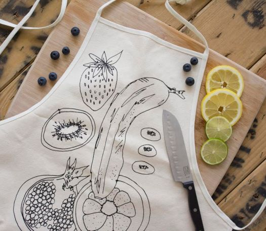 fruit apron 1