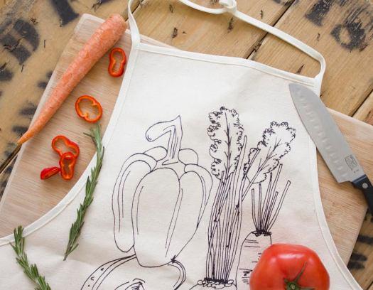 veggie apron 1